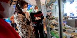 Hidupkan UMKM di Masa Pandemi, TP PKK Makassar Berkunjung ke Warkop Sija