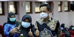 Bagikan 526 SK CPNS, Pj Wali Kota Makassar Titipkan Pesan Moral