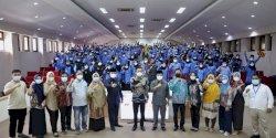 Pemkot Makassar Berikan SK Pengangkatan Terhadap 526 CPNS secara Virtual