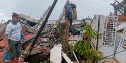 Gempar Sulbar, 103 Bangunan Sekolah Rusak