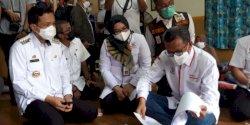 Nurdin Abdullah Fasilitasi Pemulangan Pengungsi Korban Gempa Sulbar ke Jateng, Jatim, dan Kaltim
