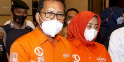 Health Protocol Guard, Cara Danny-Fatma Tangani COVID-19 di Makassar