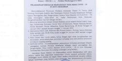 Kasus COVID-19 Meningkat, Pj Wali Kota Makassar Perpanjang Jam Malam