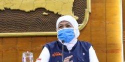 Gubernur Jatim Khofifah Terinfeksi COVID-19, Jalani Isolasi Mandiri