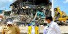 Jokowi Janji Bantu Perbaikan Rumah Warga hingga Gedung Pemerintah
