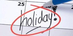 Total 23 Hari, Ini Hari Libur Nasional dan Cuti Bersama 2021