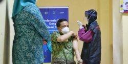 Vaksinasi Dimulai, Pj Wali Kota Makassar: Jangan Takut Divaksin, Tak Mungkin Pemeritah Celakakan Warganya