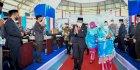 HUT Ke-61 Pinrang, Gubernur Sulsel Ajak Masyarakat Sukseskan Program Vaksinasi COVID-19