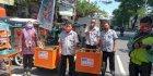 Empat Pasar di Makassar Dapat Bantuan CSR BRI Peduli