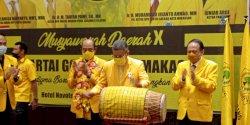 Taufan Pawe Ingin Golkar Punya Wali Kota di 2024