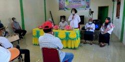 Balai Anak Toddopuli Gelar Atensi Berbasis Komunitas, Dinas Sosial Sidrap Respons Positif