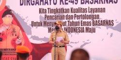 Hari Jadi Basarnas, Pomanto Danny Paparkan Program Makassar Recovery