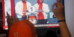Bangun Sinergi, Danny-Fatma Sambangi Kantor DPRD Makassar