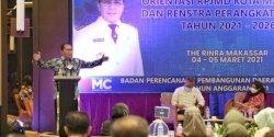 Bersama Fatma, Danny Pomanto Komitmen Perbaiki Kualitas SDM Pemkot Makassar