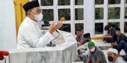 Ceramah Tarawih Awal Ramadhan, Danny Pomanto imbau Jemaah Amalkan Isi Al-Qur'an