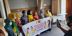 Momentum Hari Kartini, KPPG Sulsel Silaturahmi ke Senior KPPG