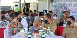 Pemanfaatan Lahan Polda, Wali Kota Makassar: Kita Jadikan Wisata Pertanian dan Perikanan