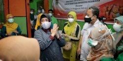 TP PKK Makassar dan DIKA FK Unhas Kolaborasi Gelar Bakti Sosial
