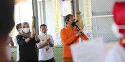Jalin Silaturahmi Angkatan, Danny Pomanto Buka Liga Futsal IKA Smansa Makassar