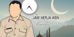 Ramadan, Jam Kerja PNS di Makassar Berkurang