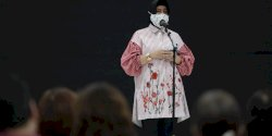 Indira Yusuf Ismail Angkat Jempol Donor Darah Ramadan PSMTI