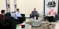 Temui Wakil Wali Kota Makassar, BPJSTK Ingin Sasar Bank Sampah