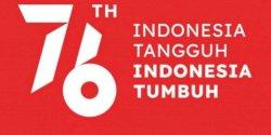 Ini Logo HUT Ke-76 RI, Angkat Tema Indonesia Tangguh dan Tumbuh