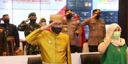 Upacara Hari Lahir Pancasila secara Virtual, Wali Kota Makassar Ajak Warga Bumikan Pancasila
