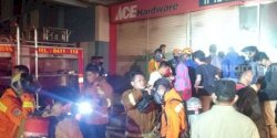 Sogogi Pengayoman Terbakar, 5 Karyawan Dilarikan ke Rumah Sakit