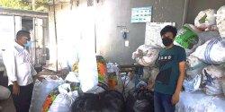 Dukung Program Wali Kota Makassar, PD Pasar Maksimalkan Bank Sampah Unit di Pasar-Pasar