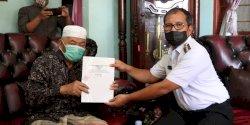 Pemkot Makassar Terima Hibah 300 Meter Persegi untuk Kantor Kelurahan Sudiang