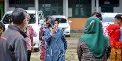 Bunda PAUD Makassar Tinjau Lokasi Rencana Pembangunan Sekolah Berstandar Internasional