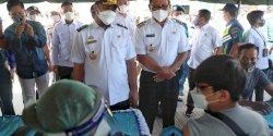 Danny Pomanto Dukung Deklarasi Pelabuhan Makassar Wajib Vaksin