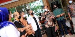 Danny Pomanto Apresiasi Vaksinasi Massa Kalla Group-IDI Makassar