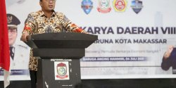 Danny-Fatma Hadiri Zikir dan Doa Kebangsaan 76 Tahun Indonesia Merdeka Bersama Jokowi