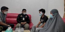 Mensos Berikan Bantuan Korban Kecelakaan Sepeda yang Viral di Makassar