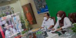 Andi Sudirman Apresiasi Wali Kota Makassar dalam Penanganan Covid-19