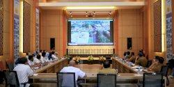 Pemkot Makassar-BBWS PJ Bahas Penanganan Banjir Memasuki Musim Penghujan
