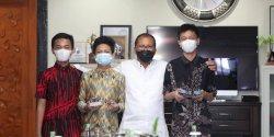 Minta Dukungan Danny Pomanto, 3 Siswa MAN 1 Wakili Makassar ke Lomba ASEAN Robotic Day