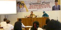 Sekda Kota Makassar Berbagi Motivasi di Latsar Angkatan LVI dan LVII