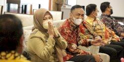 Inovasi Sentuh Pustaka dan Bajiki Raih Penghargaan Pemprov Sulsel, Wawali Makassar: Teruslah Berkarya